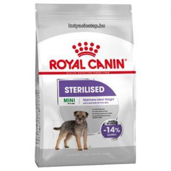 Royal Canin Sterilised Mini 400 gr