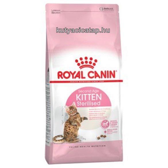 Royal Canin Kitten Sterilised 400 gr