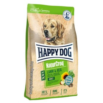 Happy Dog Natur Croq 15 kg Lamm & Rice