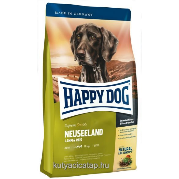 Happy Dog Supreme Neuseeland 12.5 kg