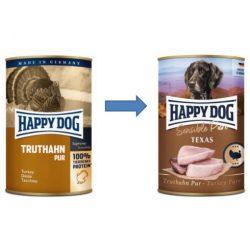 Happy Dog Pur Pulyka 400 gr