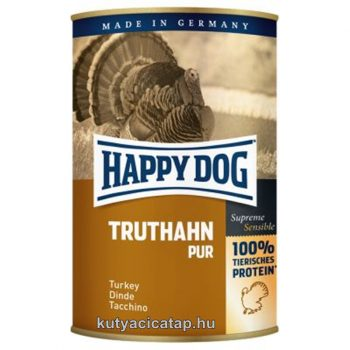 Happy Dog Pur Pulyka 400 gr