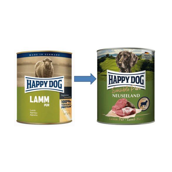 Happy Dog Pur Bárány 800 gr