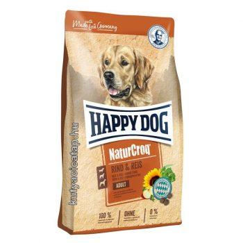 Happy Dog Natur Croq 15 kg Rind & Rice
