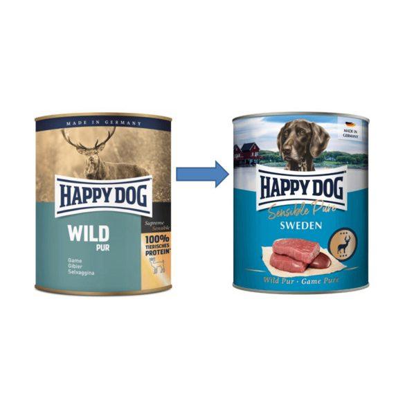 Happy Dog Pur Vad 800 gr