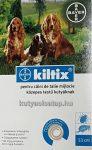 Kiltix bolhanyakörv kutyának 53 cm Bayer