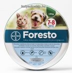 Foresto bolhanyakörv macskáknak és kutyáknak