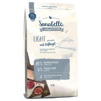 Bosch Sanabelle cicatáp  különböző ízesítésben10 kg