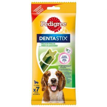 Pedigree Dentastix Fresh közepes testű kutyáknak