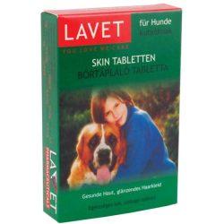 Lavet bőrtápláló tabletta