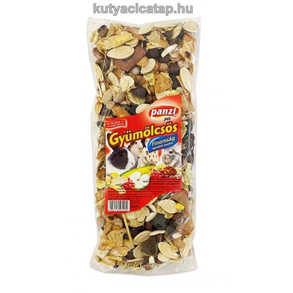 Gyümölcsös finomság rágcsálóknak 500 ml