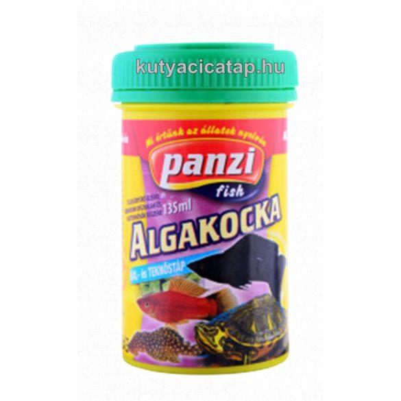 Algakocka díszhalaknak és víziteknősöknek 135 ml