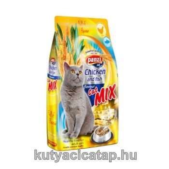 Cat Mix hallal és csirkével 10 kg