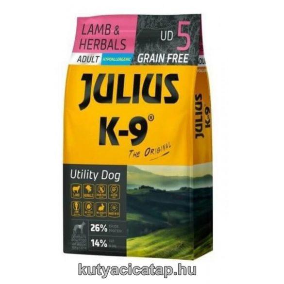 Julius K-9 Utility Dog Adult Bárány és gyógynövény 10 kg