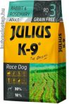 Julius K-9 Grain Free Adult Race Dog nyúl és rozmaring