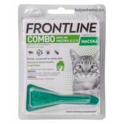 Frontline Combo Spot-On Macska