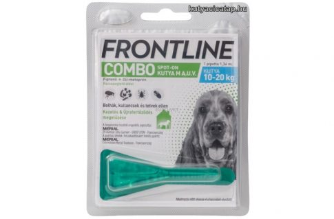 FRONTLINE COMBO SPOT-ON KUTYA (M)