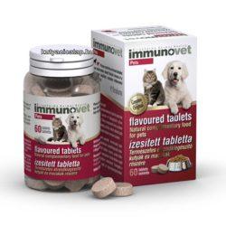 Immunovet Pets immunerősítő tabletta 60 db