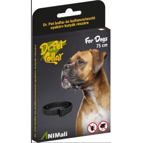 Dr.Pet kullancs- és bolhariasztó nyakörv kutyáknak