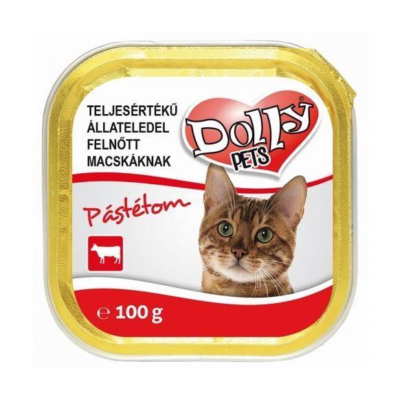 Dolly Cat alutálcás pástétom 100 gr