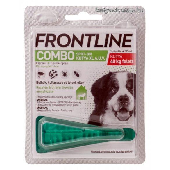 FRONTLINE COMBO SPOT-ON KUTYA (XL)