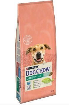 Purina Dog Chow Adult Light Pulyka 14 kg