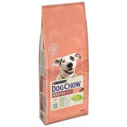 Purina Dog Lazac & rizs 14kg