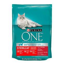 Purina One  Steril Marha macska szárazeledel 800 gr