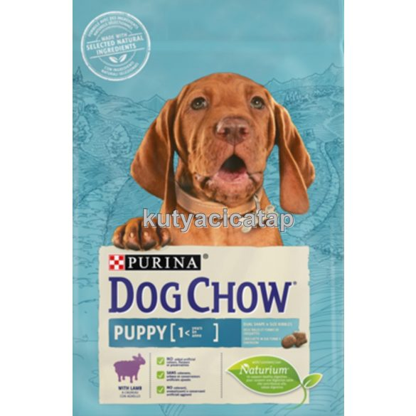 Purina Dog Chow Puppy Bárány 14 kg