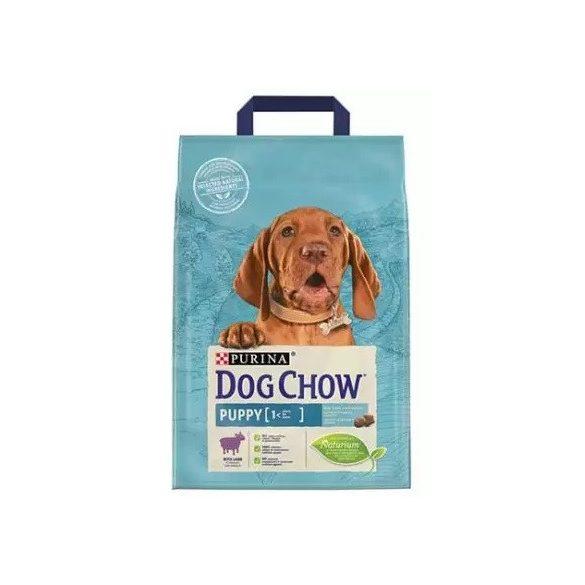 Dog Chow  puppy bárány 2,5kg