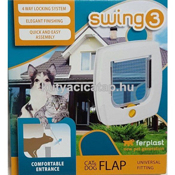 Swing 3 lengőajtó
