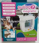 Swing 7 lengőajtó mágneses