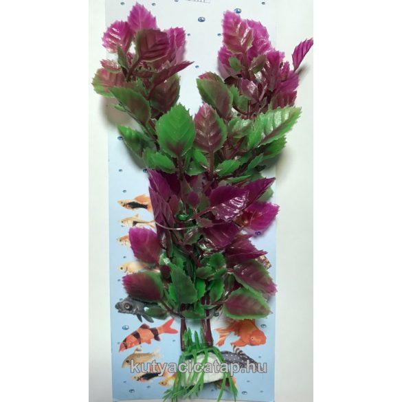 Műanyag növény 15-20 cm