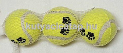 Tenisz labda 3db