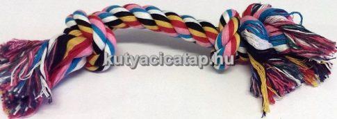 Játék fogtisztító kötél 25-30 cm
