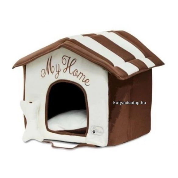 My home textil kutya/cica ház