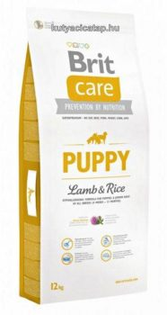 Brit Care Puppy All Breed Bárány-rizs 12kg