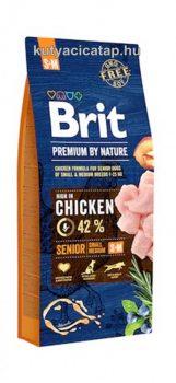 Brit Premium  Senior Small/Medium  15kg