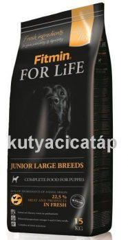 Fitmin Junior Large Breed 15 kg kutyatáp