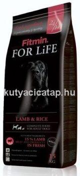 Fitmin Adult Lamb & Rice 15 kg